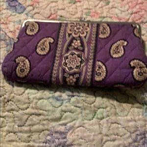 Rarely used Vera Bradley wallet